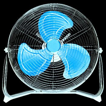 Le Ventilateur Refroidit Les Personnes Mais Rechauffe